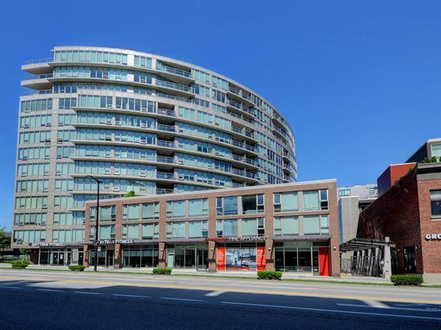 445 W 2ND Avenue #1010, Vancouver, BC V5Y 0E8 (#R2214607) :: Re/Max Select Realty