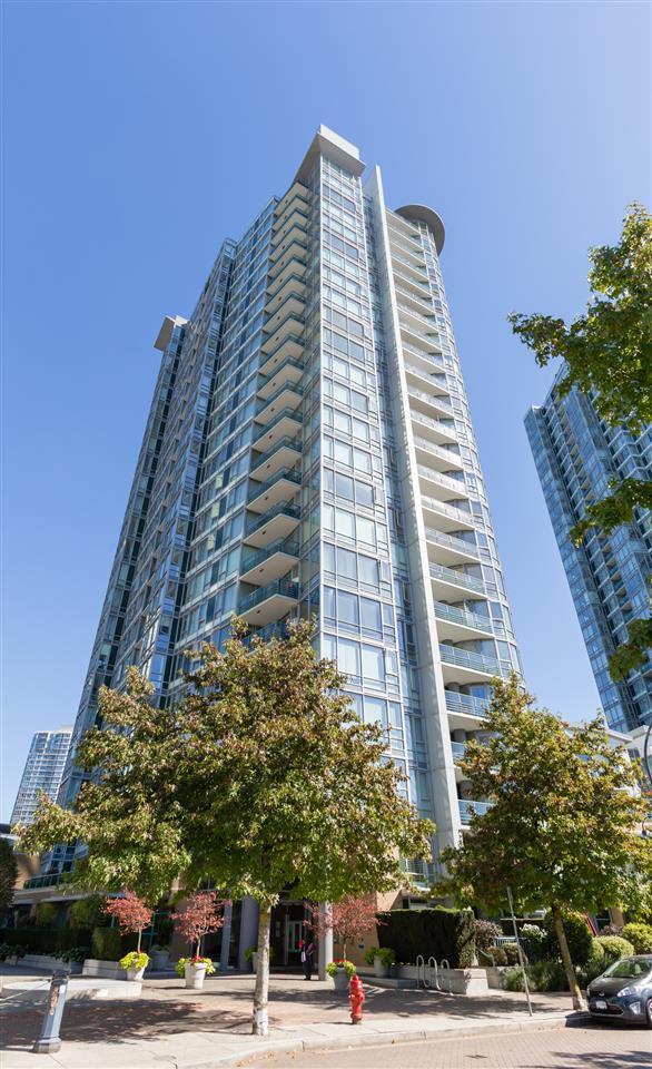 1033 Marinaside Crescent #1602, Vancouver, BC V6Z 3A3 (#R2223980) :: West One Real Estate Team