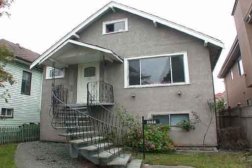2062 E 33RD Avenue, Vancouver, BC V5N 3E7 (#R2226845) :: Re/Max Select Realty