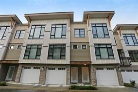 9989 E Barnston Drive #60, Surrey, BC V4N 6N3 (#R2227520) :: Vallee Real Estate Group