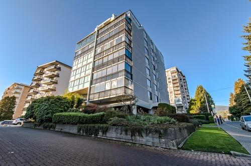 475 13TH Street #602, West Vancouver, BC V7T 2N7 (#R2228139) :: Titan Real Estate - Re/Max Little Oak Realty