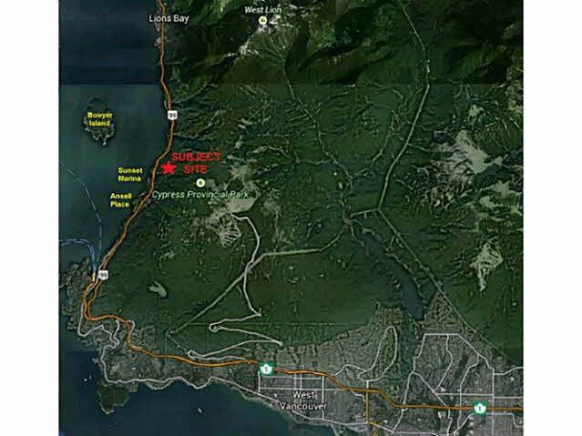 BLOCK C Montizambert Creek, West Vancouver, BC V7W 1R8 (#R2234348) :: Re/Max Select Realty
