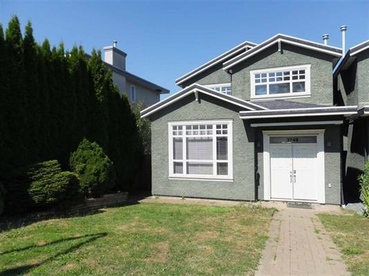 3749 Forest Street, Burnaby, BC V5G 1W5 (#R2234594) :: Re/Max Select Realty