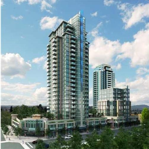 3008 Glen Drive #1703, Coquitlam, BC V3B 0J5 (#R2240458) :: West One Real Estate Team