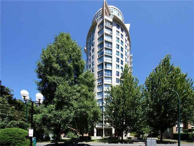 1277 Nelson Street #802, Vancouver, BC V6E 4M8 (#R2240721) :: West One Real Estate Team