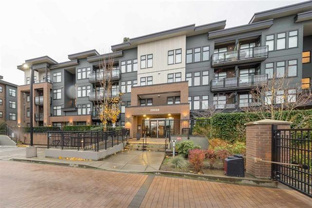 20058 Fraser Highway #104, Langley, BC V3A 0E5 (#R2241312) :: Re/Max Select Realty
