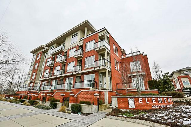20211 66 Avenue C422, Langley, BC V2Y 0L4 (#R2241491) :: Homes Fraser Valley
