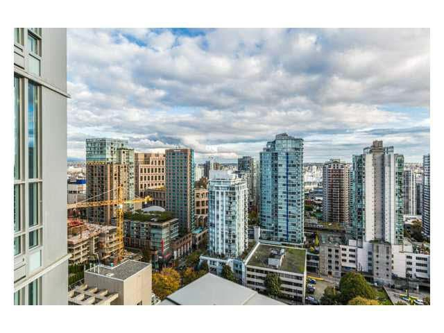 833 Seymour Street #2310, Vancouver, BC V6B 0G4 (#R2242154) :: Re/Max Select Realty