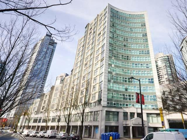 1331 Homer Street B1401, Vancouver, BC V6B 5M9 (#R2247668) :: Vancouver Real Estate