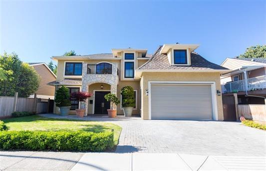 6191 Granville Crescent, Richmond, BC V7C 2V3 (#R2248299) :: Vancouver House Finders