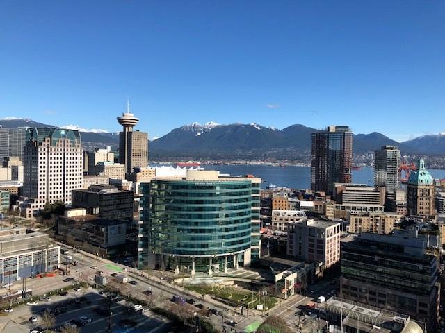 668 Citadel Parade #2902, Vancouver, BC V6B 1W6 (#R2248317) :: Vancouver Real Estate