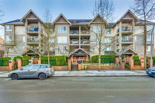 1576 Grant Avenue #203, Port Coquitlam, BC V3B 1P2 (#R2249855) :: Homes Fraser Valley