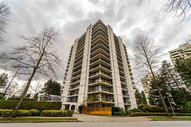 6455 Willingdon Avenue #1101, Burnaby, BC V5H 4E4 (#R2251183) :: West One Real Estate Team
