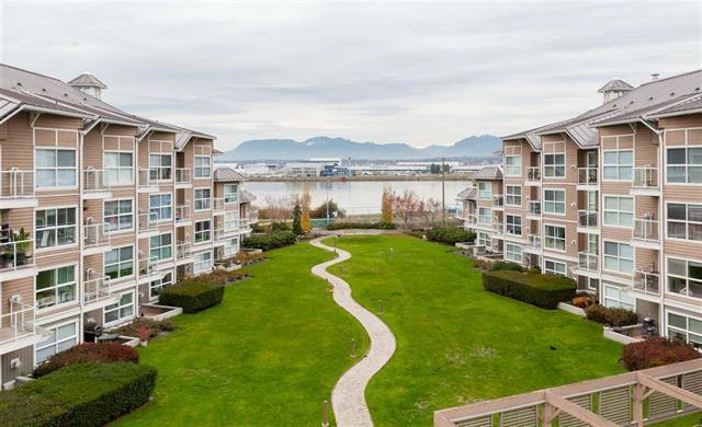 5880 Dover Crescent #426, Richmond, BC V7C 5P5 (#R2254804) :: West One Real Estate Team