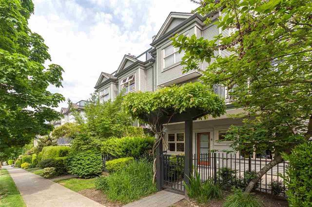 3855 Pender Street #6, Burnaby, BC V5C 1W5 (#R2255207) :: West One Real Estate Team