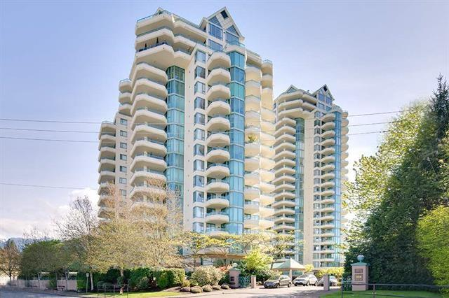 328 Taylor Way 5E, West Vancouver, BC V7T 2Y4 (#R2256475) :: West One Real Estate Team