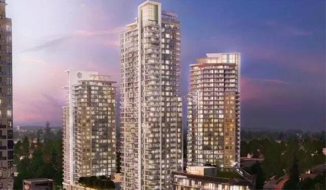 7303 Noble Lane #1410, Burnaby, BC V0V 0V0 (#R2257358) :: West One Real Estate Team