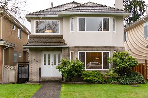 288 W 48TH Avenue, Vancouver, BC V5Y 2Y8 (#R2257982) :: West One Real Estate Team