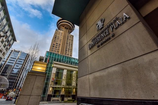 438 Seymour Street #2810, Vancouver, BC V6B 6H4 (#R2258241) :: Re/Max Select Realty