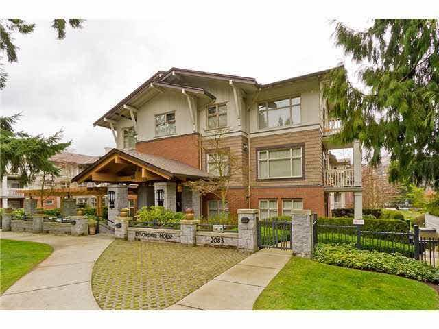 2083 W 33RD Avenue #408, Vancouver, BC V6M 4M6 (#R2258283) :: West One Real Estate Team