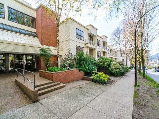 1350 Comox Street #401, Vancouver, BC V6E 4E1 (#R2258783) :: West One Real Estate Team