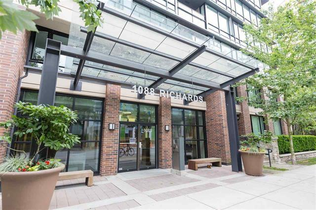 1088 Richards Street #409, Vancouver, BC V6B 0J8 (#R2259649) :: Re/Max Select Realty