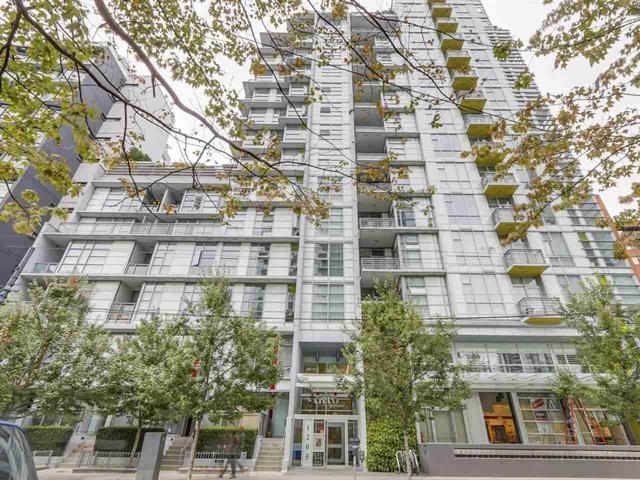 1205 Howe Street #1104, Vancouver, BC V6Z 0B2 (#R2261655) :: West One Real Estate Team