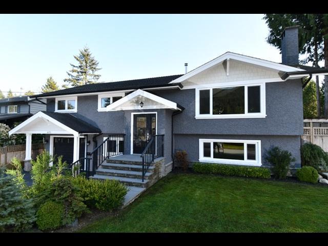 601 E Carisbrooke Road, North Vancouver, BC V7N 1N8 (#R2263169) :: Re/Max Select Realty