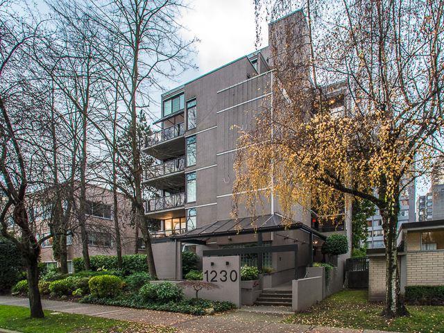 1230 Comox Street #203, Vancouver, BC V6E 1K7 (#R2272215) :: West One Real Estate Team