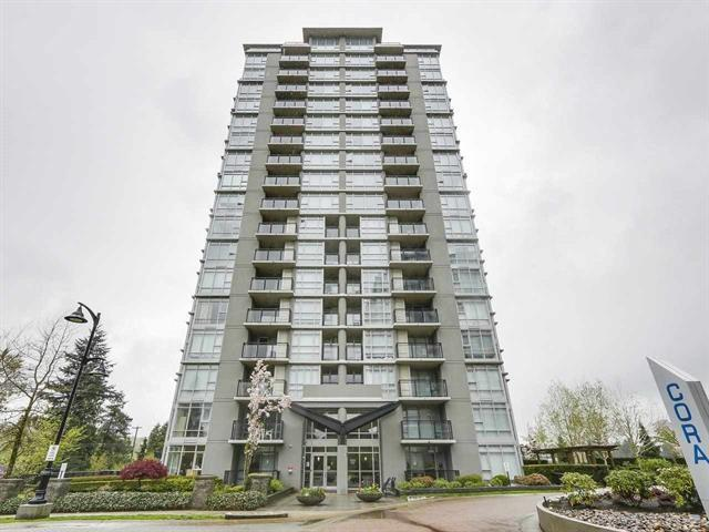 555 Delestre Avenue #501, Coquitlam, BC V3K 0A9 (#R2272299) :: Vancouver House Finders