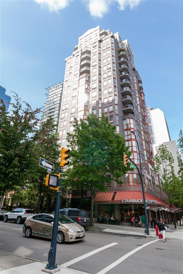811 Helmcken Street #204, Vancouver, BC V6Z 1B1 (#R2281836) :: Re/Max Select Realty
