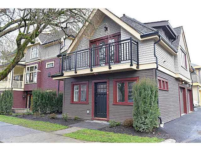 2448 Larch Street, Vancouver, BC V6K 0A8 (#R2282445) :: TeamW Realty