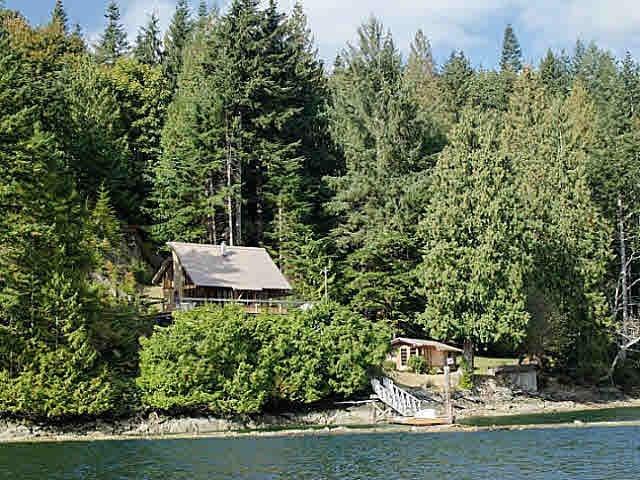 Lot 8 Daisy Bay, Gambier Island, BC V0N 1V0 (#R2288963) :: JO Homes | RE/MAX Blueprint Realty