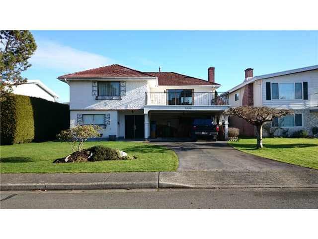 7680 Decourcy Crescent, Richmond, BC V7C 4E9 (#R2296661) :: West One Real Estate Team
