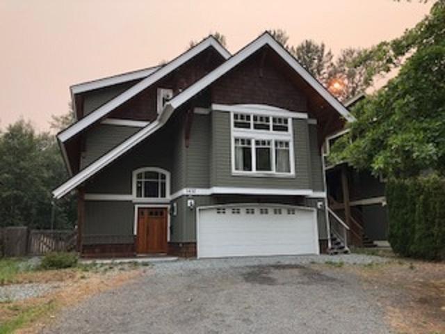 1432 Alder Drive, Pemberton, BC V0N 2L0 (#R2298330) :: West One Real Estate Team