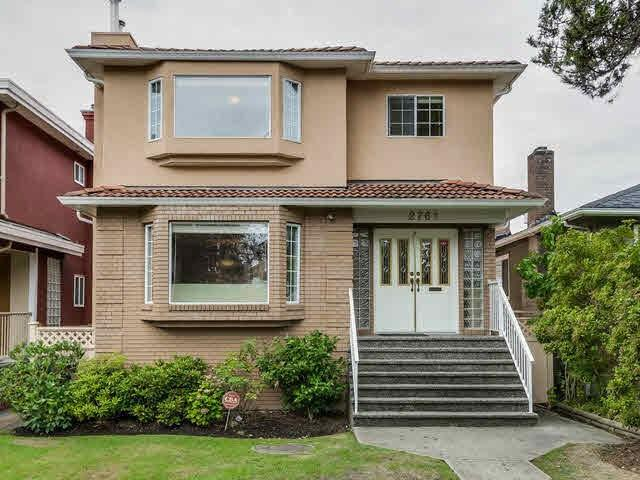 2761 W 23RD Avenue, Vancouver, BC V6L 1P1 (#R2305405) :: West One Real Estate Team