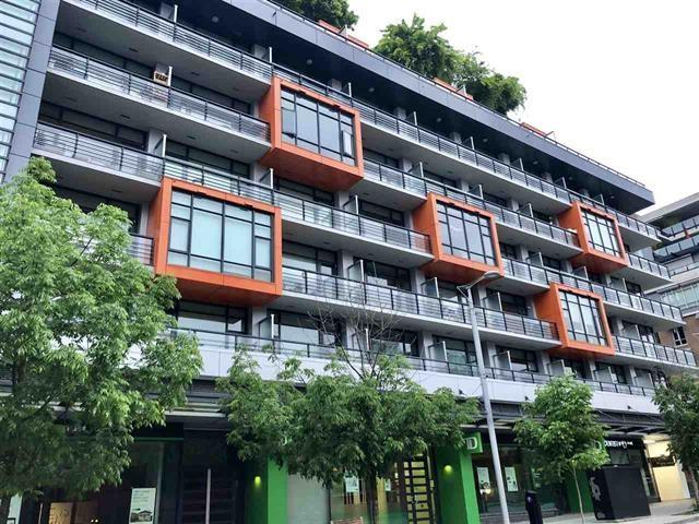 123 W 1ST Avenue #608, Vancouver, BC V5Y 0E2 (#R2307683) :: West One Real Estate Team