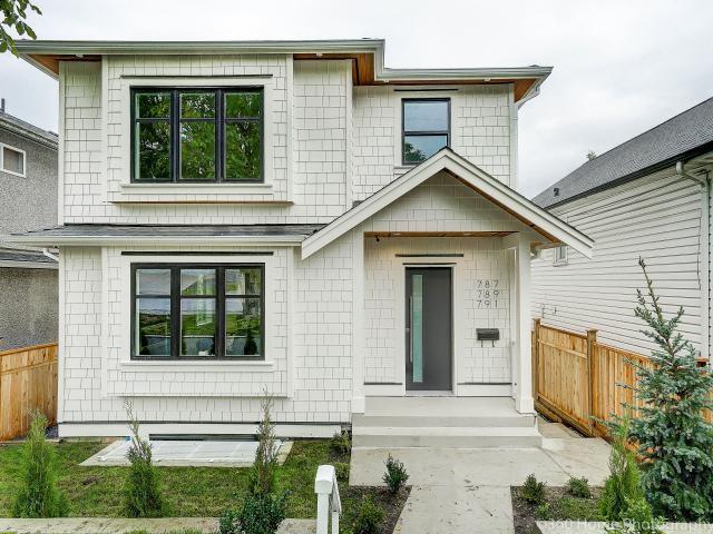 787 Durward Avenue, Vancouver, BC V5V 2Y9 (#R2308006) :: Vancouver House Finders