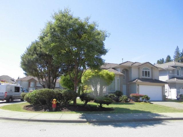 3310 Rakanna Place, Coquitlam, BC V3E 3B2 (#R2308485) :: West One Real Estate Team