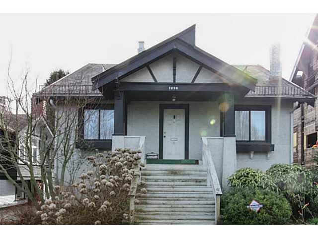 1826 W 12 Avenue, Vancouver, BC V6J 2E8 (#R2309544) :: Vancouver House Finders
