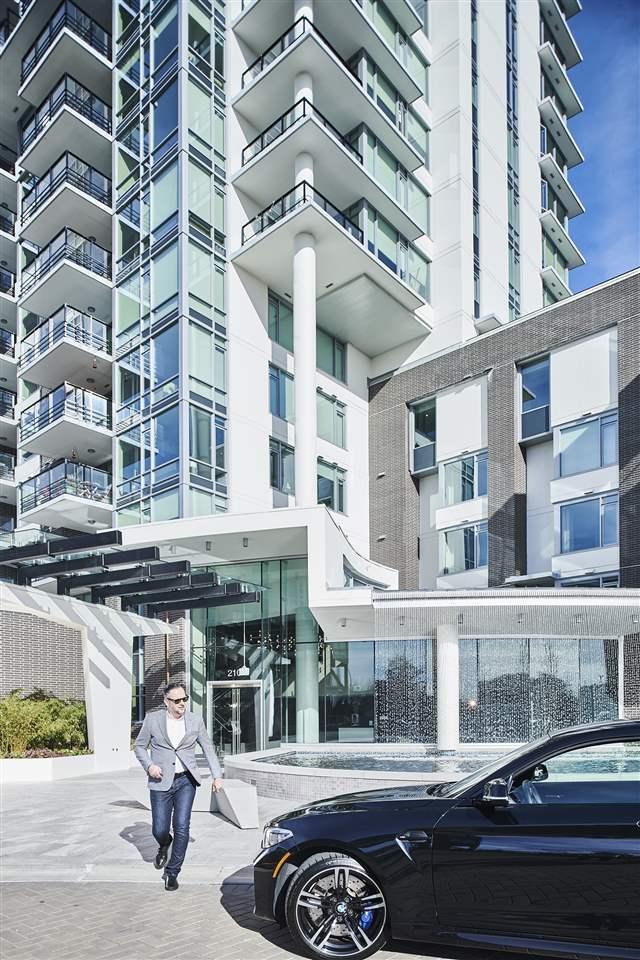 210 Salter Street #407, New Westminster, BC V3M 0J9 (#R2312283) :: West One Real Estate Team