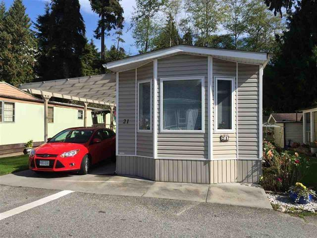 4496 Sunshine Coast Hwy Highway #21, Sechelt, BC V0N 3A6 (#R2317246) :: RE/MAX City Realty