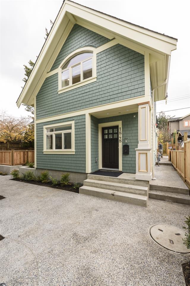 1848 W 14 Avenue, Vancouver, BC V6J 2J9 (#R2322240) :: TeamW Realty