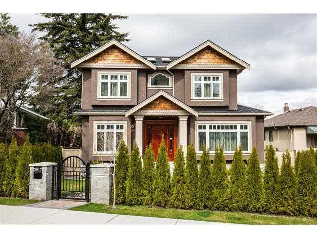 2817 Oliver Crescent, Vancouver, BC V6L 1T1 (#R2322842) :: Vancouver House Finders