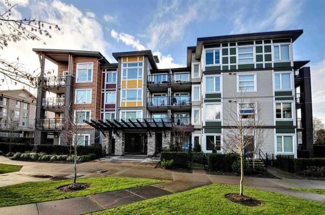 13740 75A Avenue #201, Surrey, BC V3W 0E8 (#R2323664) :: West One Real Estate Team