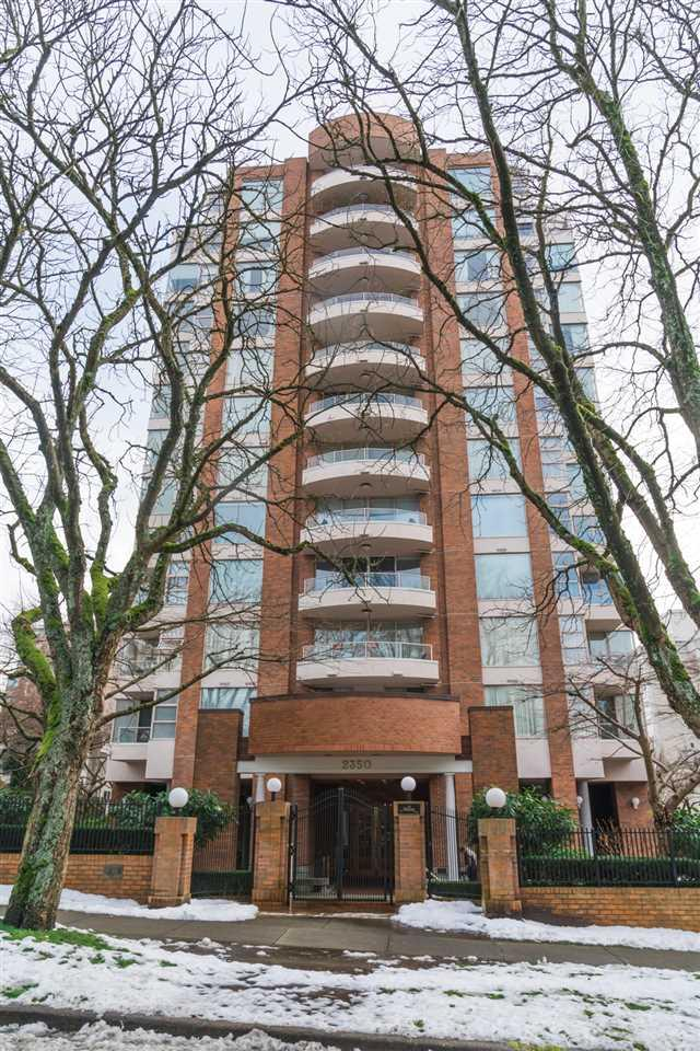 2350 W 39TH Avenue #902, Vancouver, BC V6M 1T9 (#R2342184) :: Vancouver Real Estate