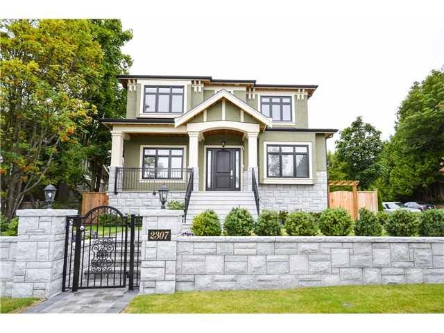2307 W 45TH Avenue, Vancouver, BC V6M 2B1 (#R2342286) :: Homes Fraser Valley