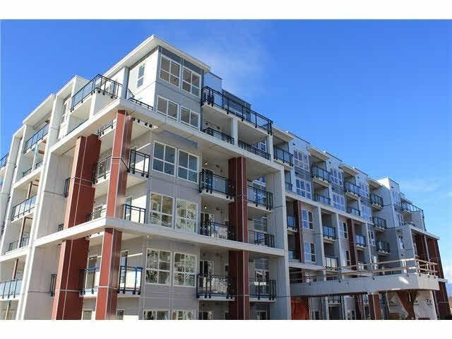 10033 River Drive #602, Richmond, BC V6X 0L1 (#R2342868) :: Vancouver Real Estate