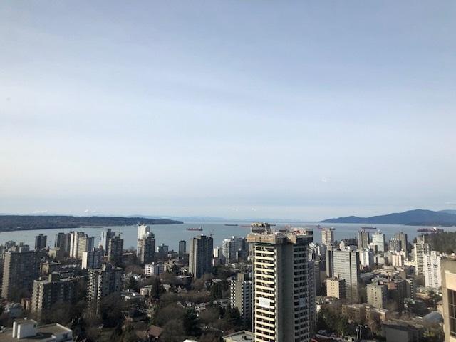 717 Jervis Street #2901, Vancouver, BC V6E 4L5 (#R2342884) :: Vancouver Real Estate