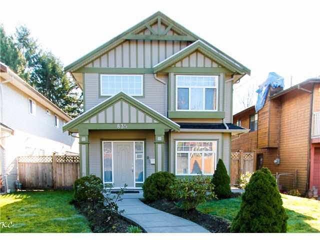 835 Greene Street, Coquitlam, BC V3C 2B9 (#R2344372) :: TeamW Realty